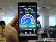 高层覆盖速度快 华为P7电信4G网络实测